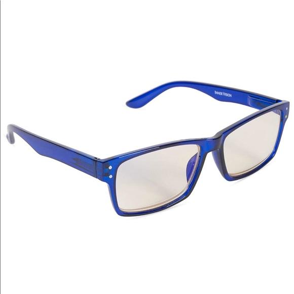 2210eb7d4e4b Cobalt Blue Eye 👁 Strain Screen Glasses 0x